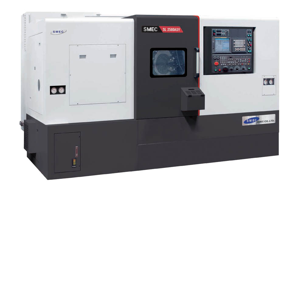 SAMSUNG SL 2000/2500SY(Y) series Y-AXIS HORIZONTAL TURNING CENTER